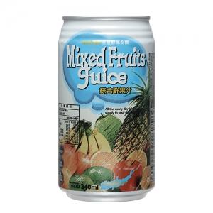 Mixed-Fruits Juice