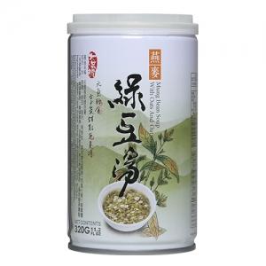 燕麥綠豆湯(顆粒)
