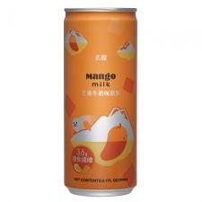 芒果牛奶味飲料