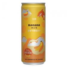 香蕉牛奶味飲料