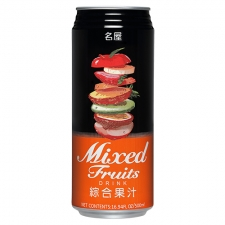 Mixed-Fruits Juice