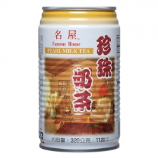 珍珠奶茶(颗粒)